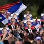 Srbi Putinu vjeruju koliko i Rusi (FOTO)