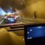 Udes kod tunela Vukov gaj, saobraća se otežano