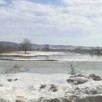 Na području regije Prijedor, vodostaji u opadanju
