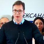 Ubjedljiva pobjeda Vučićeve liste