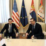 Vučić poručio Mičelu: Možemo da prihvatimo komproimis, ali ne poniženje