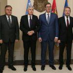 Trilateralni sastanak u Mostaru