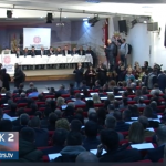 Srbi na Kosmetu izglasali formiranje ZSO (VIDEO)