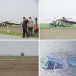 Pilot super galeba G4 poginuo, drugi u teškom stanju hitno transportovan na VMA PAD SE ČUO KAO UDAR GROMA (VIDEO)