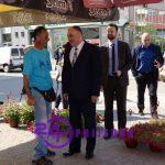 """Gradonačelnik Đaković sa izlagačima na """"Danima cvijeća"""" (FOTO i VIDEO)"""