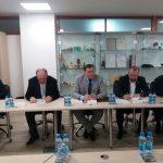 Počeo sastanak Dodika sa rukovodstvom i predstavnicima sindikata Alumine