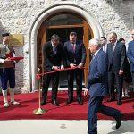 Vučić i Dodik otvorili Generalni konzulat Srbije u Trebinju