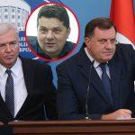 UMJETNOST PREGOVARANJA Dodik smirio Pavića i sačuvao Stevandića