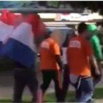 """Navijači Cedevite skandirali po Podgorici: """"Ovo je Srbija!"""" (VIDEO)"""