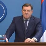Dodik: Brisel naštimovan samo da osuđuje Republiku Srpsku i Srbiju (VIDEO)