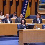 Prekinuta sjednica Doma naroda BiH: Bez skenera i video nadzora na izborima u oktobru