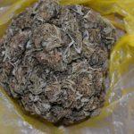 Kod vozača Chevroleta pronađeno oko 35 grama marihuane