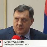 Dodik: Srpska svjesna turskih aspiracija i podrške Bošnjacima