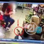 Mladić uleteo u market i upucao bivšu devojku: Stravično ubistvo u Skoplju (FOTO I VIDEO SA LICA MESTA)