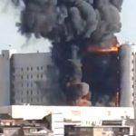 GORI BOLNICA U ISTANBULU Požar zahvatio nekoliko spratova zdravstvene ustanove (VIDEO)