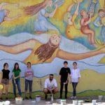 Počela restauracija prvog gradskog murala u Prijedoru