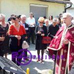 Vijenci i svijeće za Radenka Đapu - prvu žrtvu rata u Prijedoru (FOTO i VIDEO)