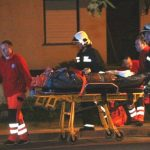 PROBILI BETONSKU OGRADU, IZ AUTA ISPAO MOTOR U Požegi teško povrijeđena tri mladića (FOTO)