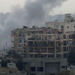 Raketni napad izraelskih snaga na baze sirijske vojske u Hami i Alepu (VIDEO)
