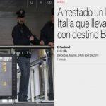 Državljanin BiH pokušao da prebaci arsenal oružja u Barselonu (VIDEO)