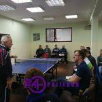 Prijedor: Škola za trenere stonog tenisa