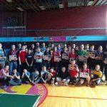 Prvenstvo osnovnih i srednjih škola u stonom tenisu (FOTO)