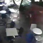 Autobus uletio u benzinsku pumpu, dvije osobe poginule, jedna teško povrijeđena (VIDEO)