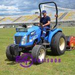 U Prijedoru pripremaju teren Gradskog stadiona za finale Kupa Republike Srpske - Nova trava za bolji fudbal