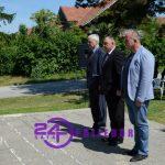 Održan istorijski čas na Partizanskom groblju (FOTO i VIDEO)