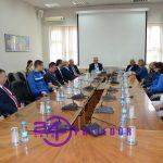 Gradonačelnik Đaković upriličio prijem za finaliste Kupa i delegaciju FSRS (FOTO)