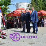 U Prijedoru obilježen Dan odbrane grada (FOTO i VIDEO)
