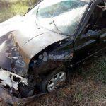 Automobil sletio u baštu, povrijeđeno pet osoba (FOTO)