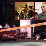 Detalji ubistva kuma Luke Bojovića: Na licu mesta uplakana žena, Dragoslav likvidiran dok je razgovarao telefonom (FOTO)