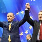 Erdogan u Sarajevu s pozdravom Muslimanskog bratstva