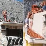 Raskalašeni turisti se u Makarskoj skidali, pa genitalijama mahali šokiranim susjedima (VIDEO)