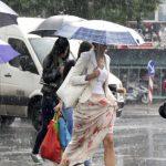 JESEN NAM SE LAGANO SMJEŠKA Živa na termometru PADA, sutra u BiH hladnije sa kišom