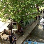 OBRAČUN USRED BIJELA DANA Izrešetali čoveka u centru Kruševca! (VIDEO)