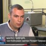 Prijedorski radio- amateri rade na uvezivanju svih hitnih službi (VIDEO)