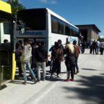 Specijalci HNK zaustavili konvoj sa migrantima (FOTO/VIDEO)