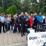 Policijski načelnik kreće biciklom do Osla