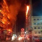 Veliki požar u Sao Paulu, pretpostavlja se da ima žrtava, srušila se zgrada (VIDEO)
