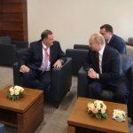 Sastanak Dodika i Putina u Sankt Peterburgu (FOTO i VIDEO))