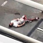Krvava snimka iz Splita: Ranjeni mladić leži na cesti i zapomaže (VIDEO)