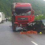 TEŽAK UDES: Jedna osoba poginula u sudaru kod Prijepolja