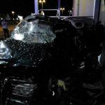 Prevrnuo se automobil u Podgorici, poginula dva mladića