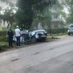 Dvije osobe povrijeđene u teškoj saobraćajnoj nesreći