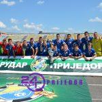 """Odigran međunarodni turnir """"Naših 90"""" u sklopu jubileja Rudar Prijedora – Vojvodina najbolja (FOTO)"""