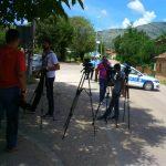 Trebinje: Otac prijeti da će ubiti dvoje djece, krenuo ka gradu (FOTO)