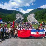 PARTIZANI NA DVA FRONTA Iz Sarajeva zvali Vučića i Dodika da ih izmire s Banjalukom