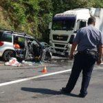 Više osoba povrijeđeno u teškoj saobraćajnoj nesreći